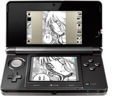 Crea tu propio manga con tu 3DS y Comic Koubou