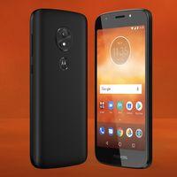 Motorola Moto E5 Play: la gama de entrada más económica mantiene el lector de huellas y procesador Qualcomm