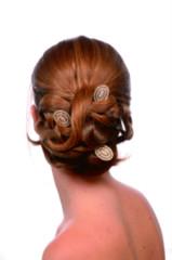 Foto 1 de 7 de la galería tendencia-peinados-novia-2009-monos-bajos en Trendencias