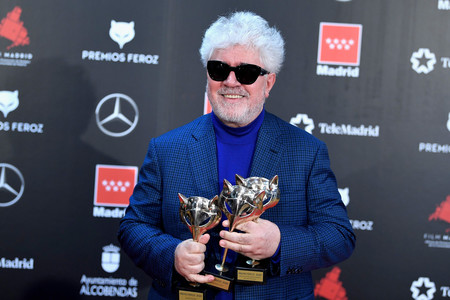 Así se vieron los hombres más elegantes de la alfombra roja de los Premios Feroz