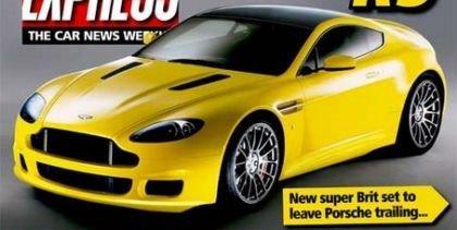 Aston Martin V8 Vantage RS, a la captura del GT3