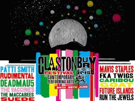 El cartel de Glastonbury 2015 es digno de ser mencionado