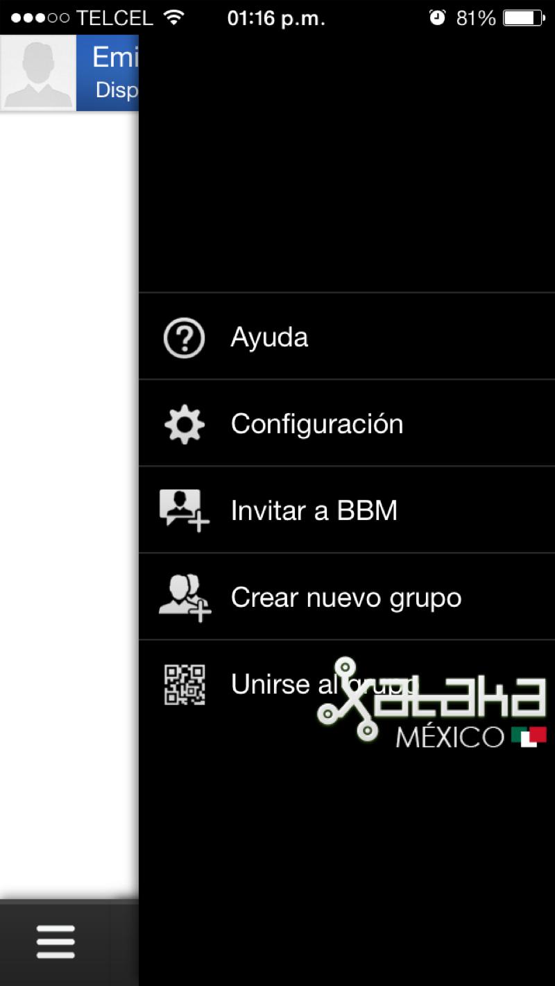 Foto de BBM para iOS (5/9)