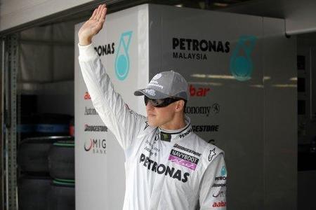 GP de China 2010: Michael Schumacher, ¿para esto has vuelto?