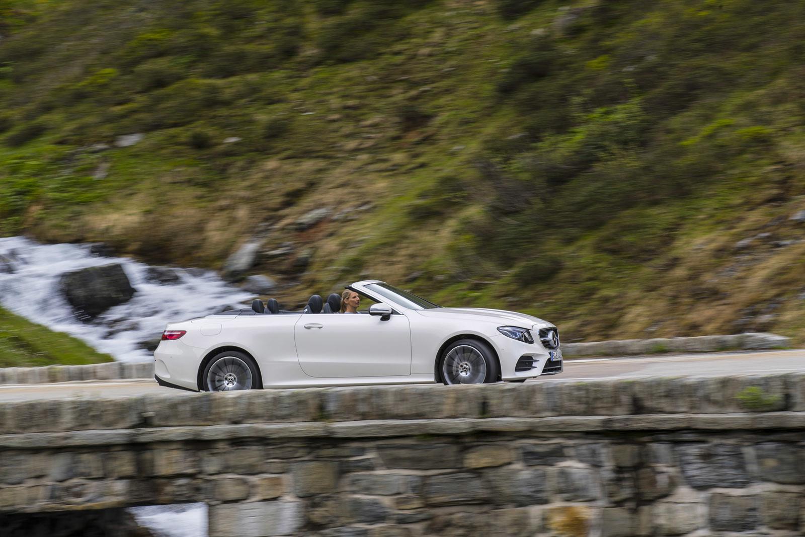 Foto de Mercedes-Benz Clase E Cabrio, toma de contacto (82/156)