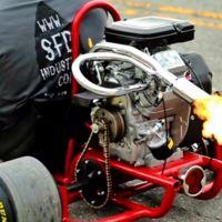 Este es el Drift Trike del infierno de SFD Industries