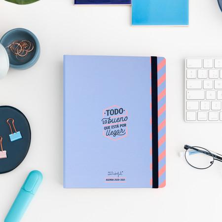 Agenda Clásica 2020-2021 Semana Vista Mr. Wonderful: Todo lo bueno que está por llegar