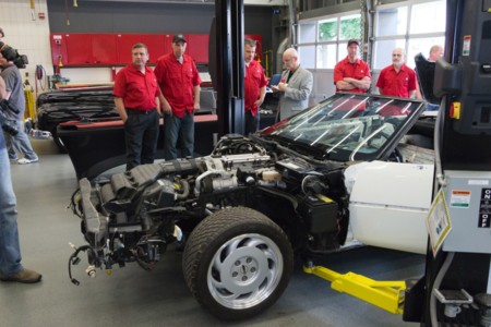 1millionth Corvette Restoration 23