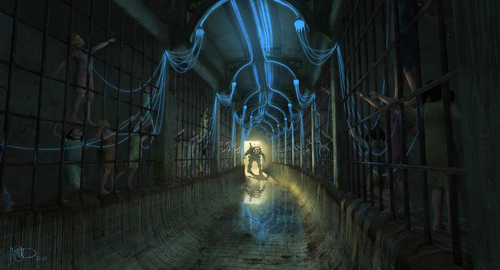 Foto de 'BioShock', imágenes del arte conceptual (1/9)