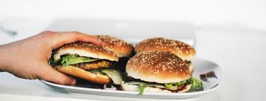 Una hamburguesa a la semana es toda la carne que podrás comer si queremos salvar el planeta