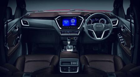 Isuzu D Max 2020 Interior