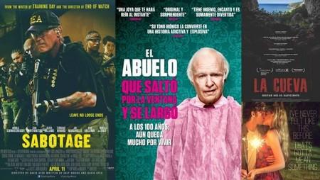 Estrenos de cine | 11 de julio | Schwarzenegger, un abuelo fugado, romances y una cueva