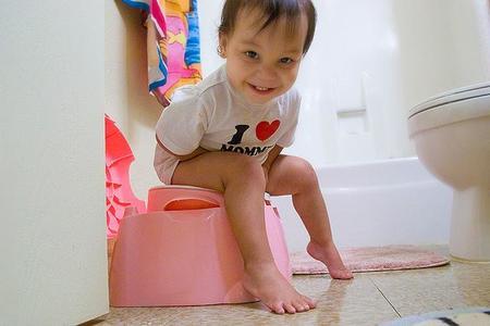 Cómo saber si el niño está preparado para dejar el pañal