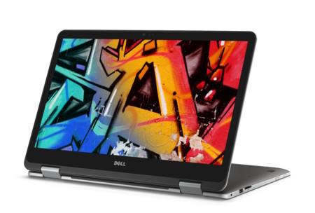 Dell Inspiron 17 7000, así es el primer 2-en-1 de 17 pulgadas