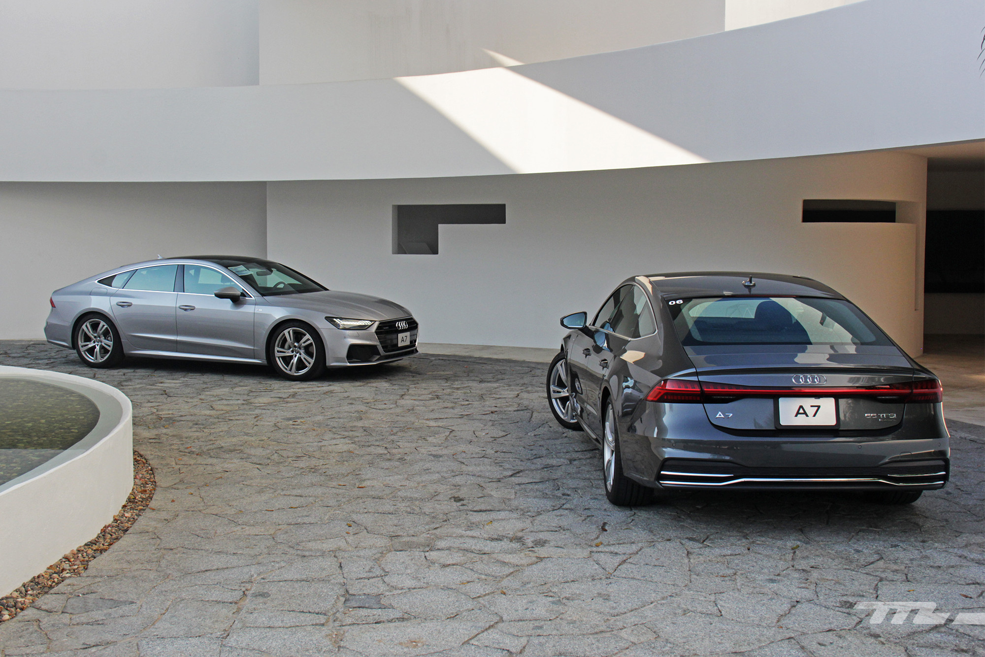 Foto de Audi A7 Sportback 2019 (22/26)