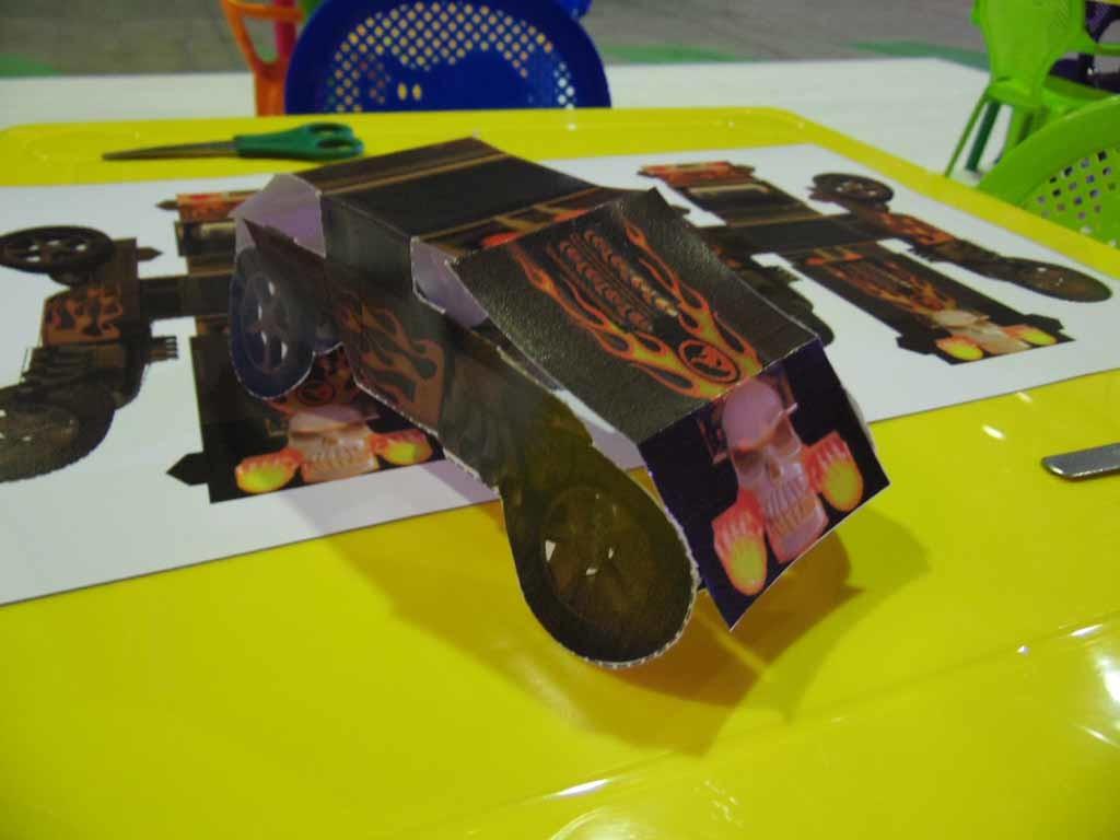 Foto de 9o sal n hot wheels m xico 13 32 for 9 salon hot wheels mexico