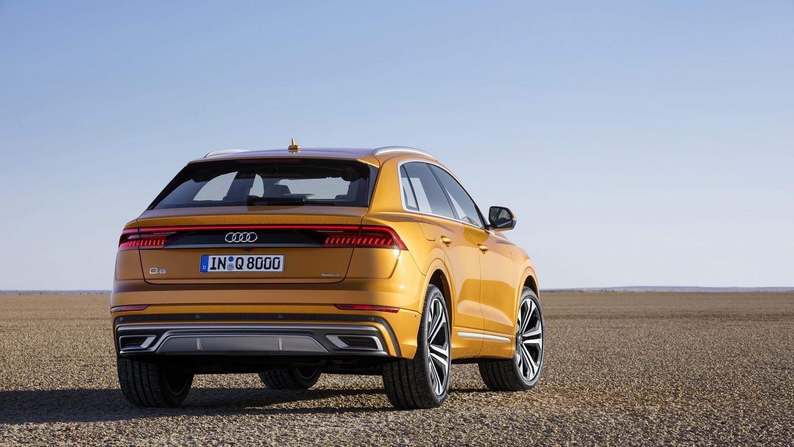 Foto de Audi Q8 2019 (23/33)