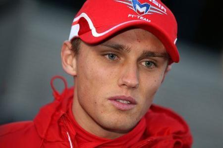 Max Chilton: era preferible que Timo Glock se quedara en el equipo