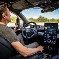 El Ford Mustang Mach-e tendrá conducción autónoma, pero sólo si pagas una suscripción cada tres años