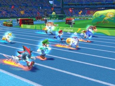Mario & Sonic en los Juegos Olímpicos de Río 2016 comprobará si estamos en forma en marzo