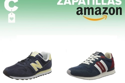 Chollos en tallas sueltas de zapatillas New Balance, Puma o Under Armour en Amazon
