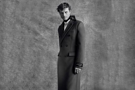 Paolo Roversi Nos Presenta La Mas Elegante Campana De Dior Con Los Tops Mark Vanderloo Y Arnaud Lemaire 6