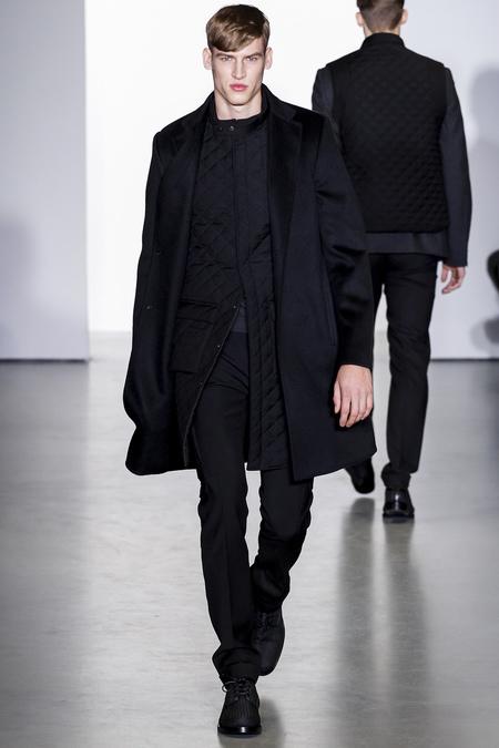 Calvin Klein Collection Otoño-Invierno 2013/2014: más de lo mismo