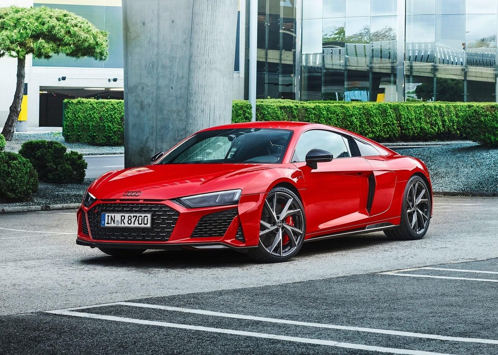Foto de Audi R8 V10 Performance RWD (2/21)