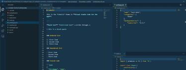 Visual Studio Code ya cuenta con una versión web (que te permite mantener tus proyectos en tu disco duro)
