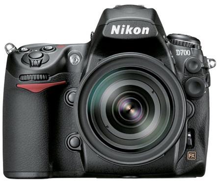 Nikon presenta la D700, de formato FX