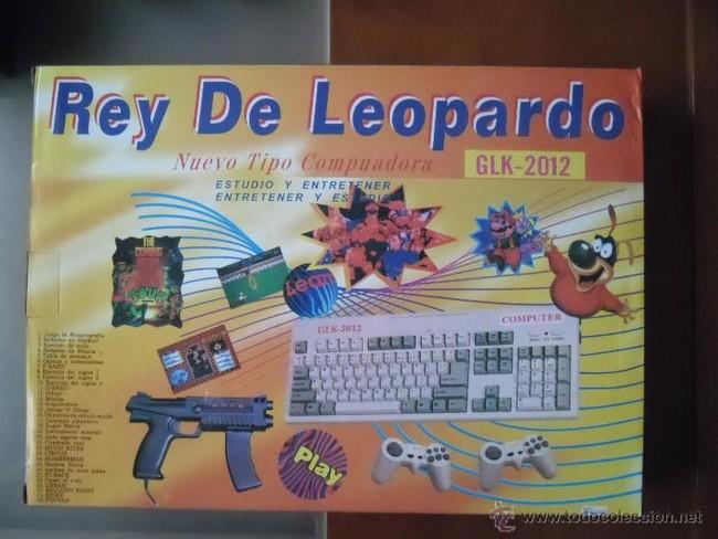 REY DE LEOPARDO