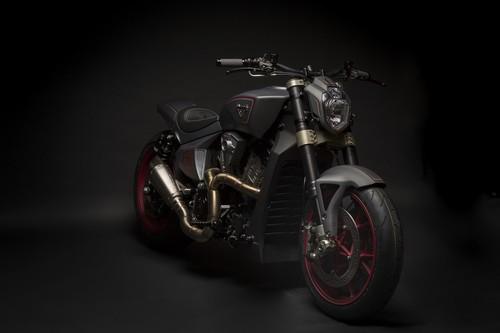 Victory Ignition Concept, una moto que promete el futuro de la marca