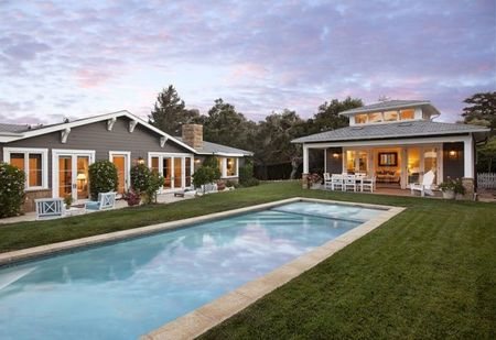 California Dream, una casa de película