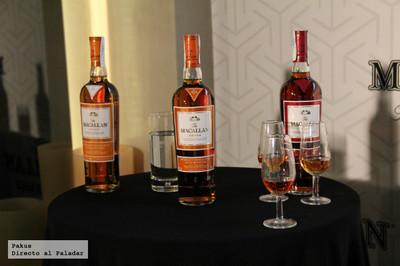 Probamos la nueva gama de whisky The Macallan