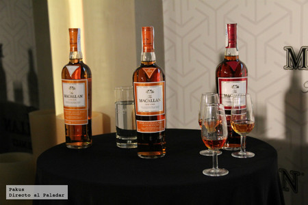 Probamos la nueva gama de whisky The Macallan