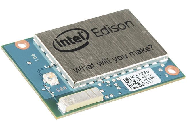 Ya puedes jugar con Intel Edison, disponible por 50 dólares