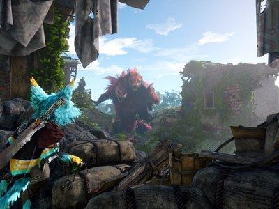 Así será el completo editor de personajes de Biomutant y sus decenas de armas en un nuevo vídeo
