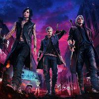 Devil May Cry 5: el demencial estilo de combate de Dante, Nero y V al detalle en estos cuatro spots