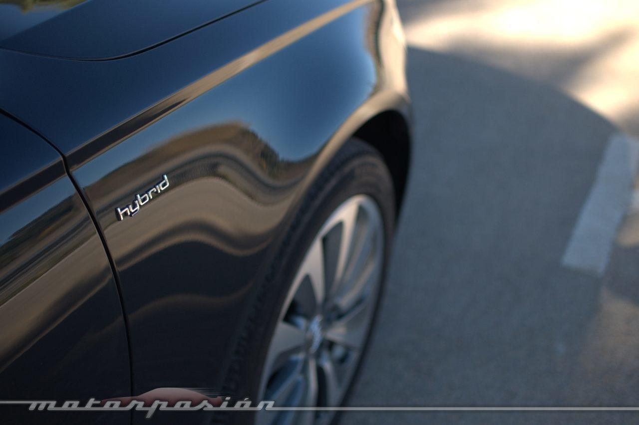 Foto de Audi A6 hybrid (prueba) (92/120)