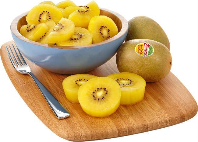 El Kiwi, vitamina C en estado puro, esencial para el deporte