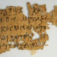 Un manuscrito del Nuevo Testamento, a la venta en eBay. La imagen de la semana