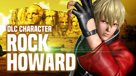 Rock Howard regresa para poner el broche al panel de luchadores de The King of Fighters XIV