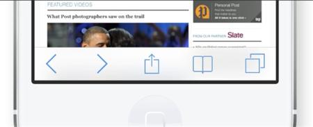 iOS 7 iconografía