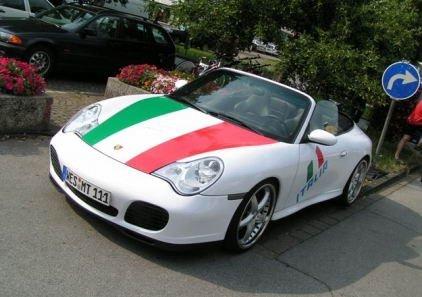 Porsche Mundial Italia