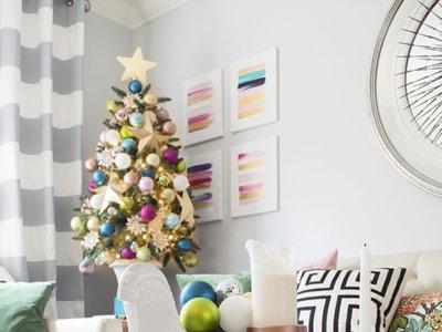 La semana decorativa: los ambientes navideños más originales