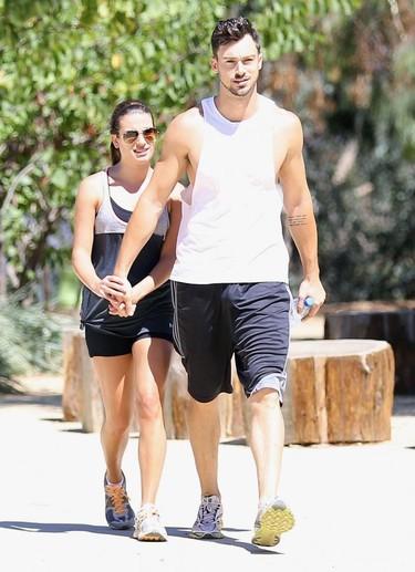 Es oficial, Lea Michele se ha vuelto a enamorar