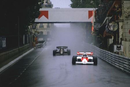 Monaco F1 1984