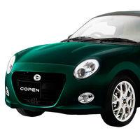 El Daihatsu Copen estrena carrocería Coupe y diferencial autoblocante para este deportivo de bolsillo