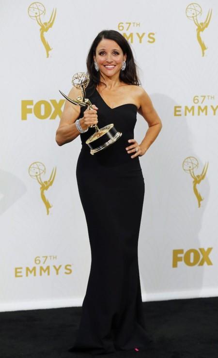 Julia Louis Dreyfus Emmys 2015