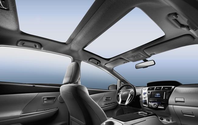 Toyota Prius+ 08